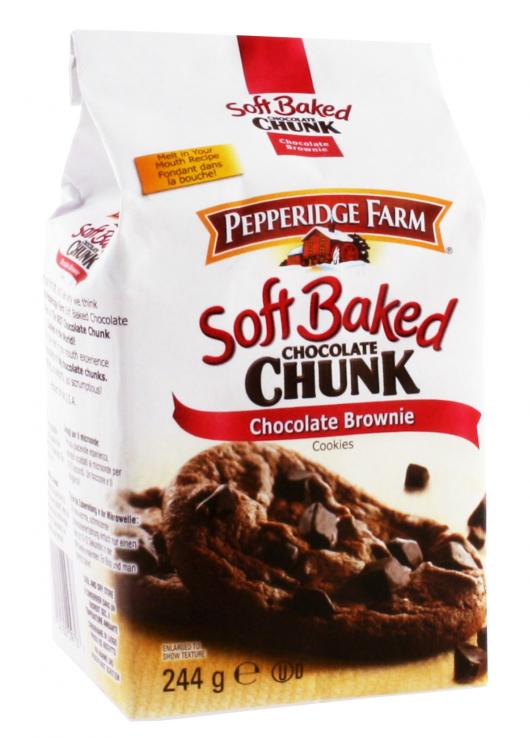 Cookies moelleux aux morceaux de chocolat noir