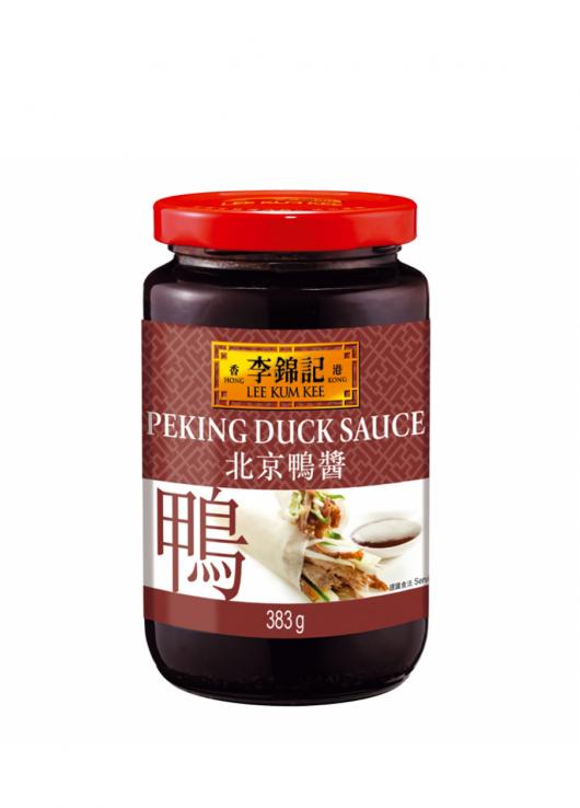 Peking sauce canard