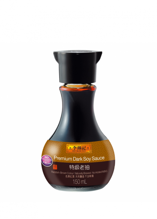 Premium sauce soja foncée