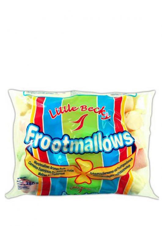 Marshmallows arômes fruits
