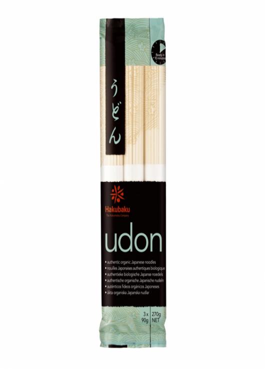 nouilles japonaises authentiques Udon bio
