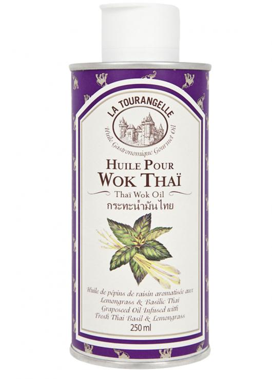 Huile wok thai