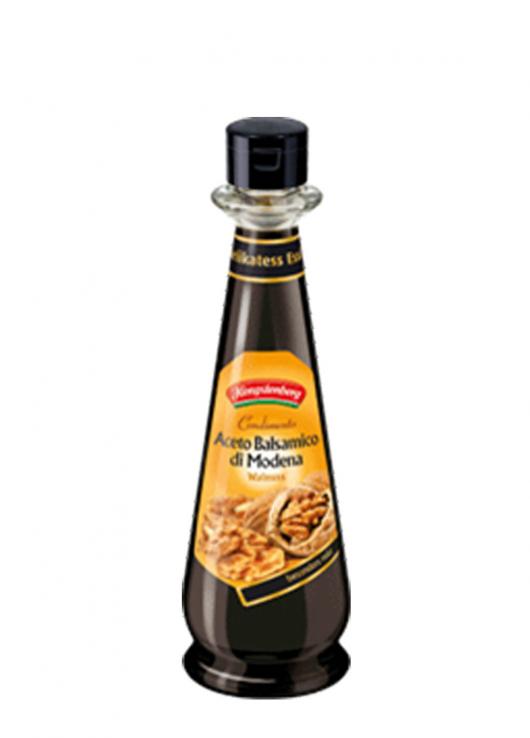 Assaisonnement vinaigre balsamique de Modène noix