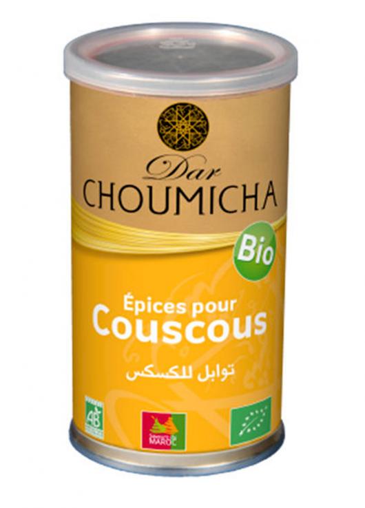 Epices pour couscous