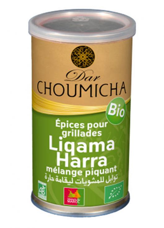 Epices pour grillades - Piquant Liqama Hara