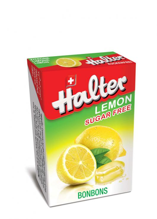 Bonbon sans sucre citron