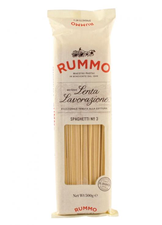 Spaghetti Al Bronzo