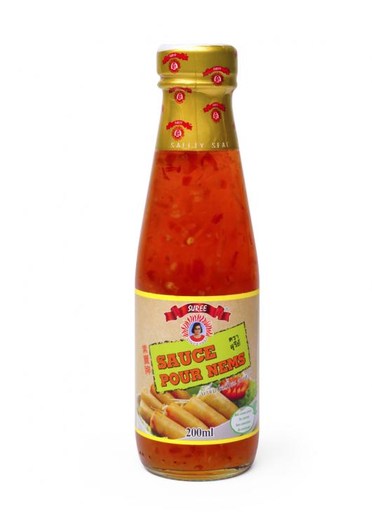 Sauce pimentée pour nems