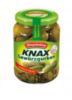 Knax Cornichons 720ml