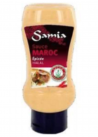 Sauce maroc épicée halal