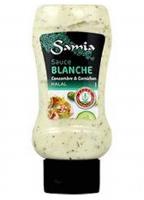 Sauce blanche concombre et cornichon Halal