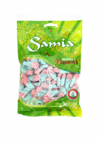 Bonbons halal piquants pink bottle