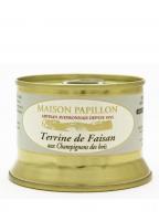 Terrine De Faisan Aux Champignons Des Bois
