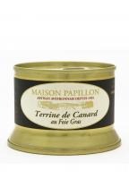 Terrine De Canard Au Foie Gras