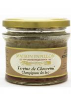 Terrine Forestière Chevreuil aux Champignons