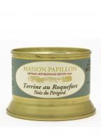 Terrine au Roquefort Noix