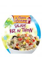 Salade riz au thon