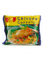Nouilles Inst. Saveur Poulet Curry - Lot De 5