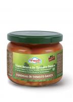 Haricots Géants à La Sauce Tomate