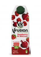 V8 fusion Framboise & betterave
