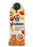 V8 Fusion Fruit De La Passion, Mangue Et Carotte