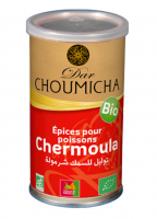 Epices Pour Poissons Chermoula BIO