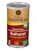 Epices pour préparations orientales Baharat