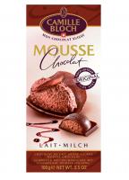 Chocolat au lait fourré à la mousse de chocolat