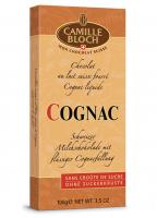 chocolat au lait fourré cognac liquide