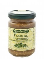 Pesto à la tomate