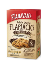 Flapjacks Choc Chip